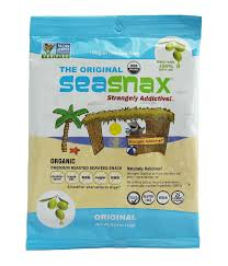 <b>Seaweed</b> Snacks - The Original SeaSnax <b>Classic Olive</b> - SeaSnax ...