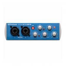 Купить <b>Комплект для звукозаписи</b> PreSonus AudioBox 96 STUDIO ...