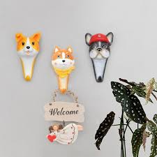 <b>Corgi Love</b> Multipurpose Wall Hook
