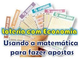 Loteria com economia, aprenda a jogar nas loterias com economia