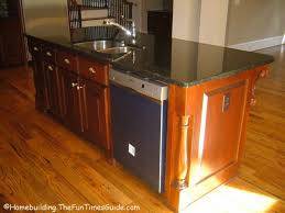 build kitchen island sink: kitchen island with sink and dishwasher center islands that actually incorporate sinksmaybe a