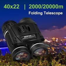 Military HD <b>40x22 Binoculars</b> Professional Hunting <b>Telescope</b> Zoom ...