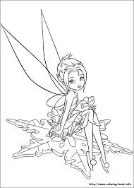 Small Picture Disney Fairies Periwinkle Coloring Pages Coloring Coloring Pages