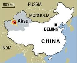 Resultado de imagem para aksu china