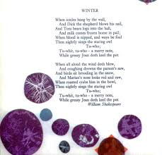 winter song a merry note illustrated singable poem by brian wildsmith s illustration