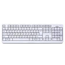Купить <b>Клавиатура SVEN KB</b>-<b>C2200W</b> (белый) беспров. USB в г ...