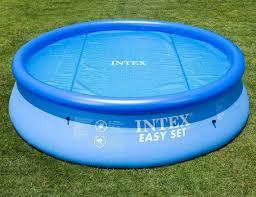 Обогревающее покрывало Solar Cover для бассейнов ...