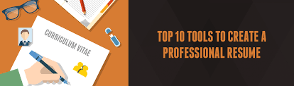 top  professional resume writing tools that can draw your    create a professional resume