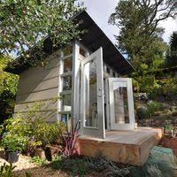prefab studio shed backyard office shed home