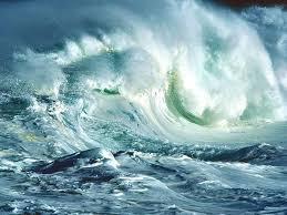 Resultado de imagen de imagenes de mar embravecido