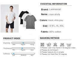 <b>Lanmaocat</b> Street Tshirts For Men Cotton <b>Hip</b> Hop Shirts Man ...