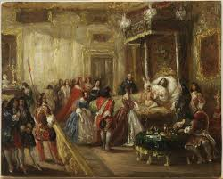 at versailles a darkly comic celebration of louis xiv s death thomas jones henry barker the death of louis xiv at the palace of versailles