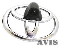 <b>Камера переднего</b> вида Avel AVS324CPR для TOYOTA #115 - n/a