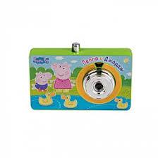 <b>Peppa Pig</b>: <b>Фотоаппарат</b>-<b>проектор</b>: заказать по доступной цене в ...