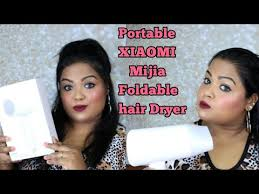 PORTABLE XIAOMI <b>MIJIA FOLDABLE HAIR</b> DRYER REVIEW ...