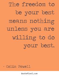 Colin Powell Quotes - QuotePixel.com via Relatably.com