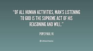 Pope Paul VI Quotes. QuotesGram via Relatably.com