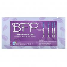 Fairhaven Health, <b>BFP</b>, <b>Ovulation &</b> Pregnancy Test Strips, 40 ...
