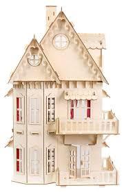 Сборная модель <b>Большой слон Кукольный домик</b> (Д-001 ...