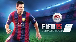 FIFA 15 Ultimate team game latest version (1.4.4 ) APK free download for android