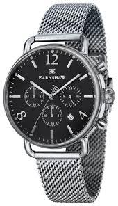 Купить Наручные <b>часы EARNSHAW ES</b>-8001-11 по низкой цене с ...