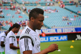 Mikel and Ighalo Receive Award