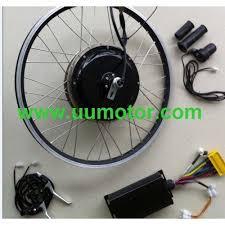 Electric bike kit 48v 1000w front wheel