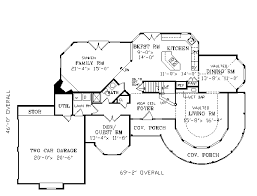 VICTORIA   Bedrooms and   Baths   The House DesignersFirst Floor Plan