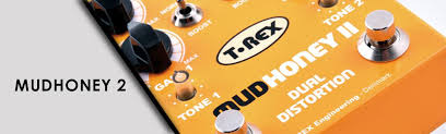 → <b>T</b>-<b>REX</b> EFFECTS ← Pedals for guitar and bass players!
