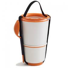 <b>Ланч</b>-<b>бокс Black</b>+<b>Blum Lunch Pot</b> оранжевый — купить в интернет ...