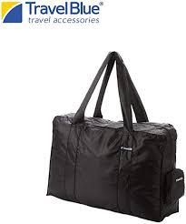 <b>Travel Blue Folding Carry</b> Bag: Amazon.co.uk: Luggage