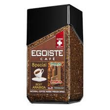 <b>Кофе растворимый сублимированный Egoiste</b> Special стекло ...