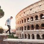 Capitals of Europe: <b>Rome</b>, <b>Paris</b>, <b>London</b> - People to People