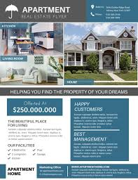the best real estate flyer for all realty companies real estate flyer 10