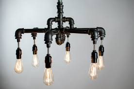 industrial lighting for home custom made 6 edison bulbs industrial lighting chandelier awesome vintage industrial lighting fixtures remodel
