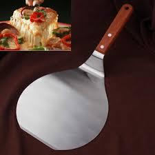 2019 Stainless Steel Spatula <b>Peel Shovel Turner</b> Cake <b>Pizza</b> ...