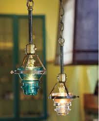 here antique pendant lighting