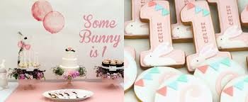 <b>Bunny First Birthday</b> Party Ideas | POPSUGAR Family