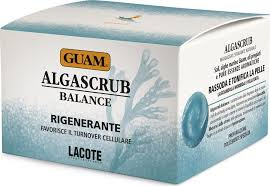 <b>Скраб с эфирными маслами</b> Guam Algascrub Баланс и ...