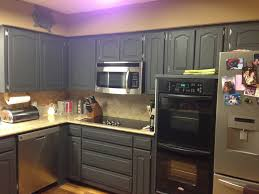 Painted Kitchen Using Chalk Paint To Refinish Kitchen Cabinets Wilker Dos