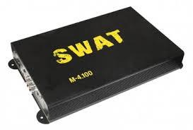 <b>Усилитель SWAT M</b>-<b>4.100</b> - Компания «Реванш»