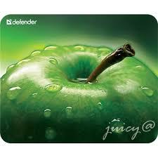 <b>Коврик</b> для компьютерной мыши <b>Defender Juicy</b> sticker 220х180х0 ...