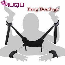 Detail Feedback Questions about MUQU <b>7 PCS/Set bondage kit</b> ...