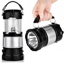 Edomi LED <b>Camping</b> Lantern Solar Flashlight <b>Camping</b> Light USB ...