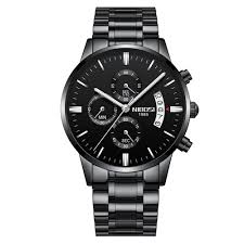 NIBOSI <b>Relogio Masculino Men Watches</b> Luxury Famous Top Brand ...