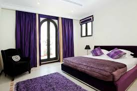 spectacular purple bedroom rugs and faux silk purple curtain windows and cushions master beds in white 13 fabulous black bedroom ideas