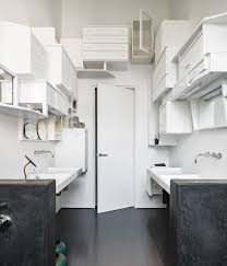 dwell bathroom cabinet:  clever storage ideas for the bathroom dwell modern white with cabinet decorations on wall