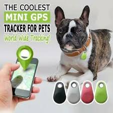 Pets <b>Smart Mini GPS Tracker</b> Anti-Lost Waterproof Bluetooth Tracer ...