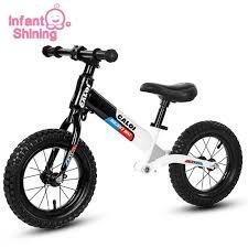 <b>Infant Shining</b> Children Balance Car Bicycle Ride on Toys Double ...