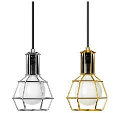 yee lighting yp1521 cage pendant light mini lamp gold and silver color cage lighting pendants
